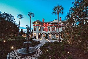 Christmas Spectacular! Tours at Stetson Mansion