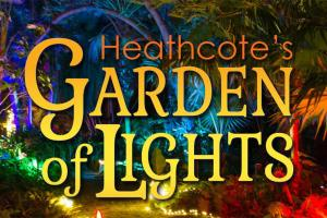 Heathcote's Garden of Lights