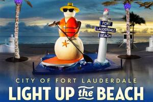 Light up the Beach