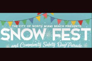 Snow Fest & Community Safety Day Parade