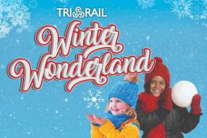 Tri-Rail Winter Wonderland
