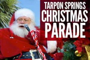 Tarpon Springs Christmas Parade