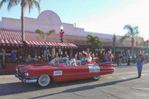 Christmas Market and Parade on St Pete Beach