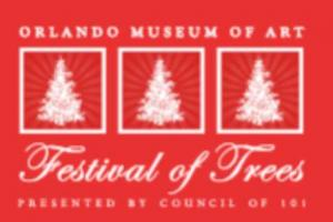 Orlando Museum of Art Festival of Trees