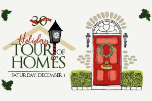 Sanford Holiday Tour of Homes