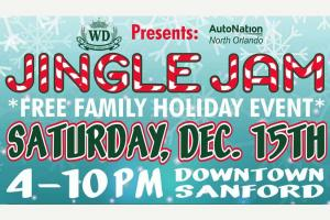 Sanford Jingle Jam