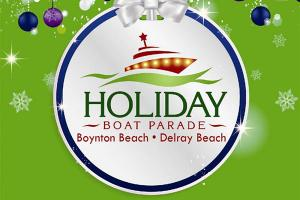 Boynton Beach Annual Holiday Boat Parade