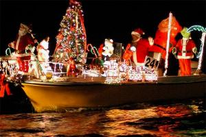 Clearwater Holiday Lighted Boat Parade