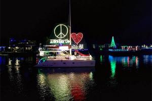 Palm Valley Boat Parade