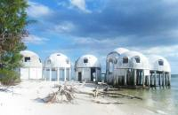 Cape Romano Florida Domes
