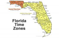 Florida's Time Zones