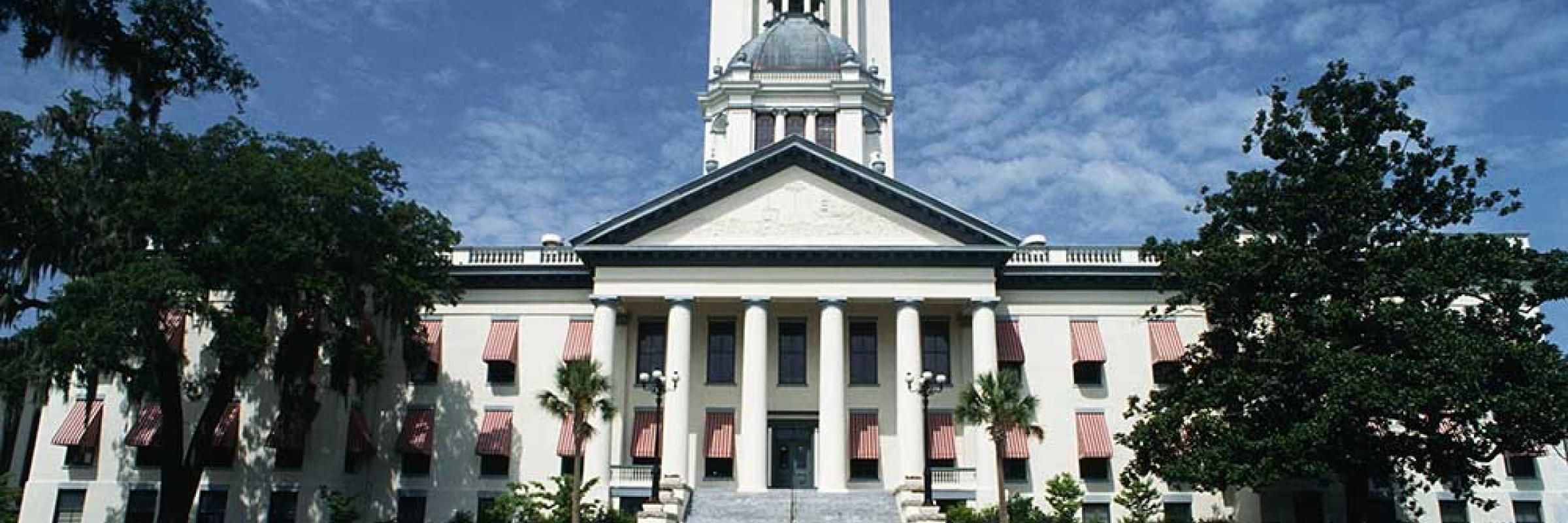 Tallahassee capital building