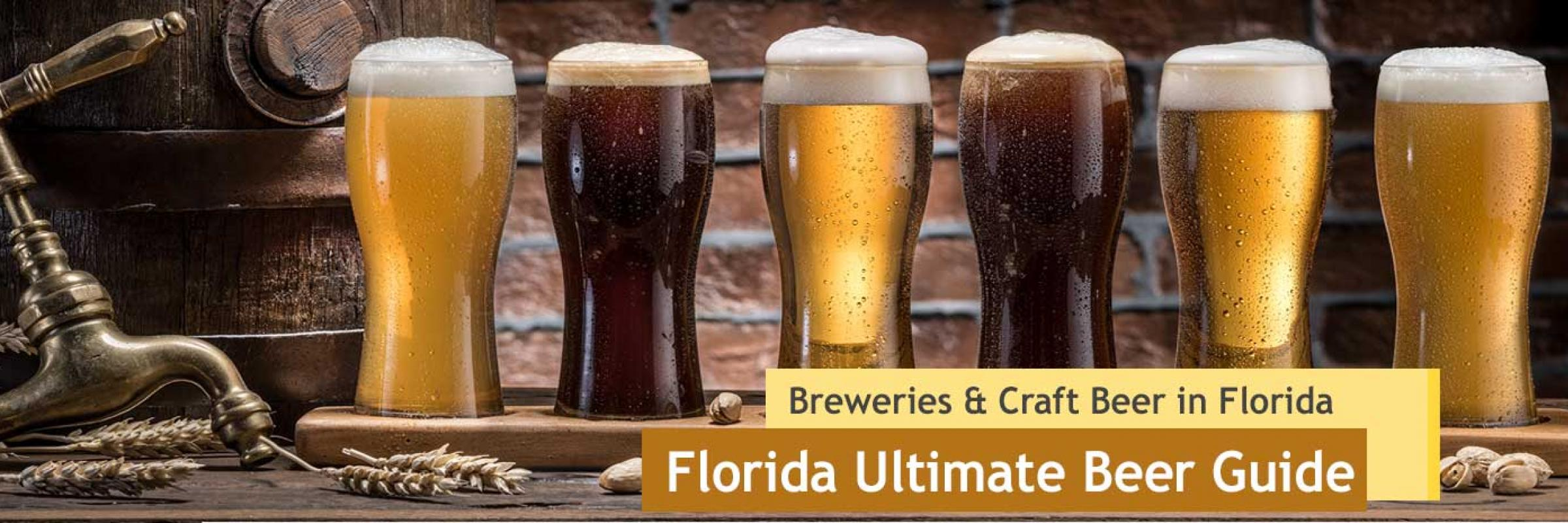 Florida Ultimate Beer Guide