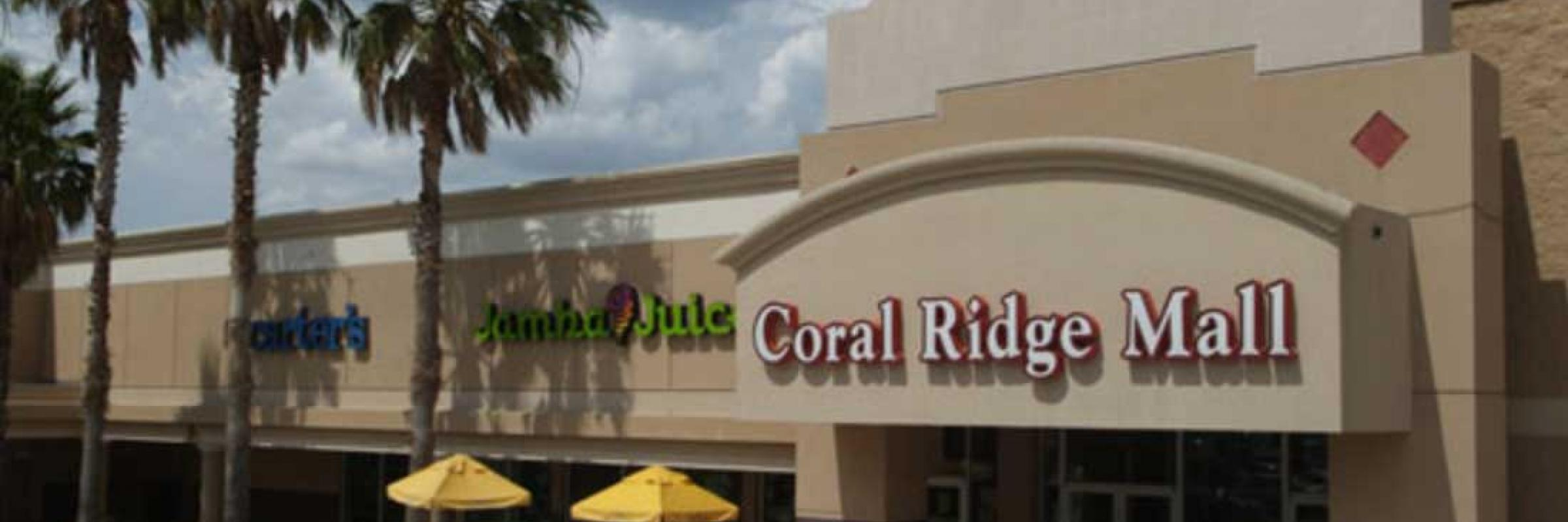 Coral Ridge Mall at Ft. Lauderdale