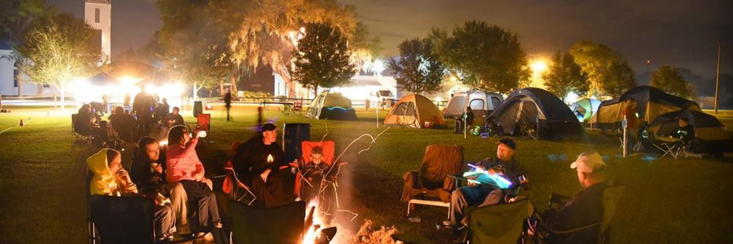 Polk County Camp Out
