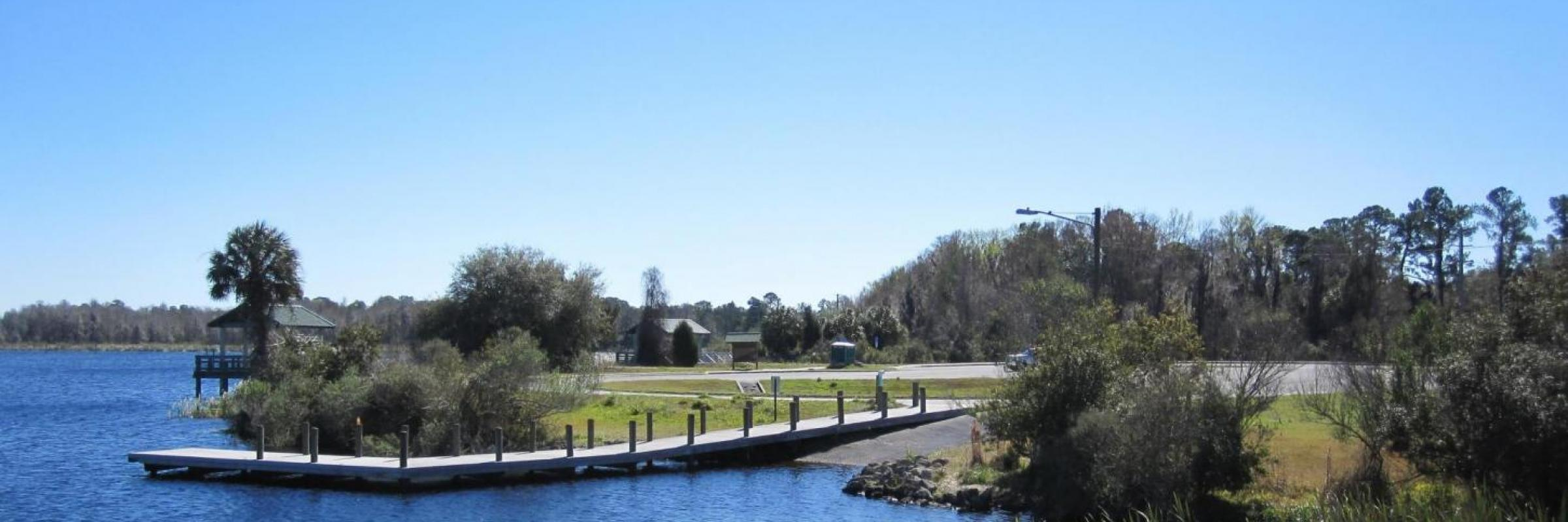 Inglis Dam & Island Recreation Center