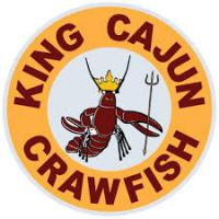 King Cajun Crawfish logo