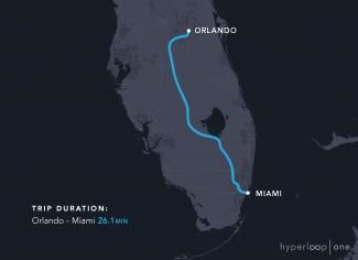 Hyperloop Florida