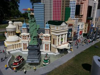 Legoland Cities and Buildings New York