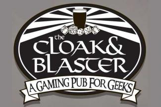 Cloak and Blaster