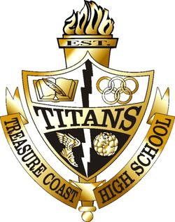 Treasure Coast High School Logo