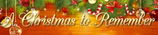 A Christmas to Remembe logo