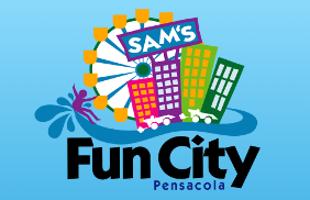 Sams' Fun City logo
