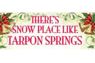 There's Snow Place Like Tarpon Springs