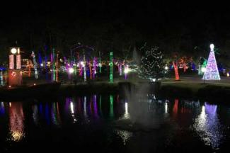 Lake Mary Holiday in the Park
