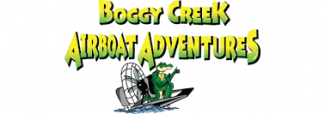 Boggy Creek Airboat Adventures Logo
