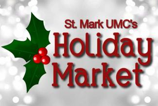 St. Mark United Methodist Church Holiday Market