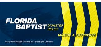 Florida Baptist Disaster Relief