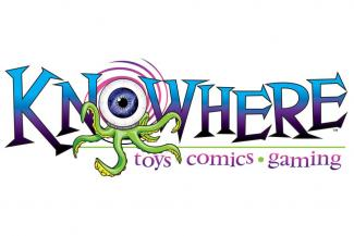 KnoWhere Toys Comics & Gaming