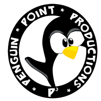 Penguin Point Productions Logo