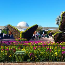 Epcot Flower and Garden Festival Begins in march